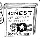 Occupy Poli Sci-Fi cartoon by bubbleicious