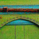 Moroccan Door by Haggiswonderdog