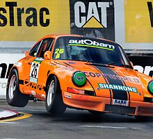 Porsche Carrera Cup | Homebush 2011  by Bill Fonseca