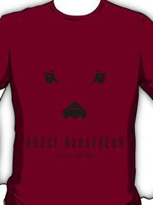 House Baratheon Minimalist T-Shirt T-Shirt