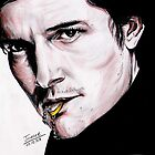 Orlando Bloom, British actor. by jos2507