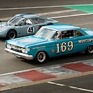 Mercury Comet Cyclone by Paul Peeters