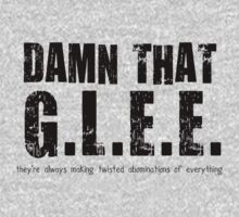 G.L.E.E. by Lynsey Campbell