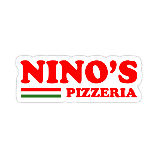 Nino's Pizzeria (menu) by Sacana