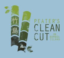 Peater's Clean Cut on Bamboo Island Kids Clothes