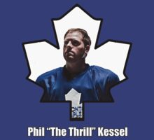 "Phil ""The Thrill"" Kessel by marinasinger"