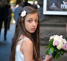 Flower Girl by claireh