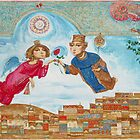 Meeting in the Sky (work in progress) by Tigran Akopyan