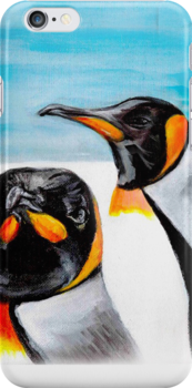 Penguins  by iszi