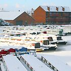 Snowbound Marina by trobe