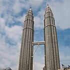 Petronas Towers by William Davies