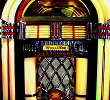 Wurlitzer Jukebox by Chris Chalk