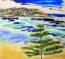 Bondi Bright by gillsart