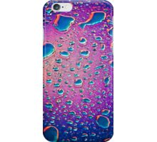 TRIPPY WATER DROPS - IPHONE iPhone Case/Skin