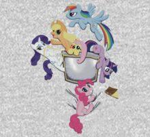 Ponies in my pocket by choccywitch