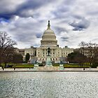 United States Capitol, Washington D.C. by strangelight