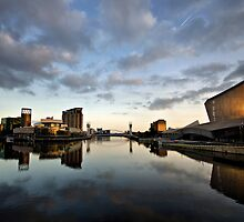 the lowry theatre.. by Michelle McMahon