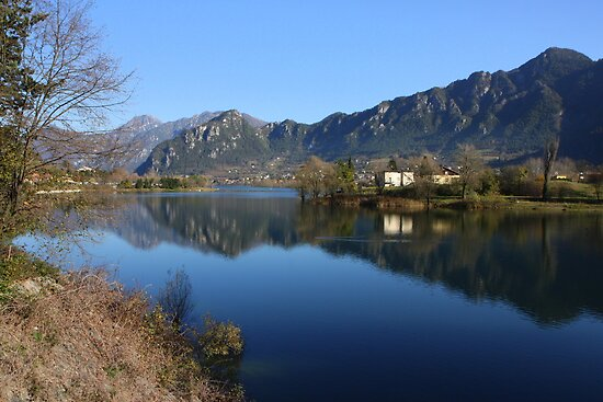 Idro Lake by annalisa bianchetti