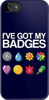 I've got my Badges! by ScottW93