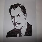 Vincent Price by DanAkABungle