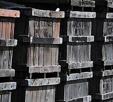 Orange Crates by joevoz