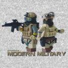 Modern Military Rabbit by Shobrick