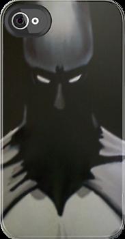 Batman the Dark Knight Rises cool black iPhone 4/4s case at redbubble