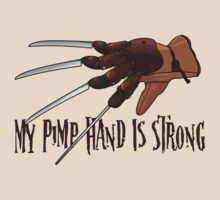 My Pimp Hand Is Strong by popularthreadz