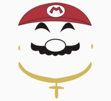 Super Gangster Mario by McLovely