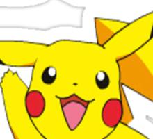 Pikachu T-Shirt Sticker