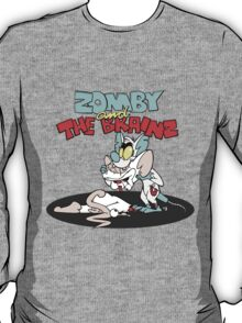 Zomby and The Brainz T-Shirt