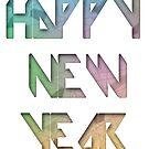 Happy New Year by BenjFavrat