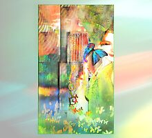 Butterfly Beatitudes by linaji