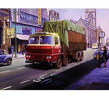 Smith of Maddiston Scammell Routeman II Photographic Print