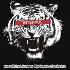Interpol tiger by rodrigoafp