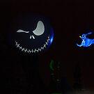 Disneyland Scream Fireworks Zero&Jack by Jsprentallphoto