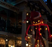 Haunted Mansion, Disneyland by Jsprentallphoto