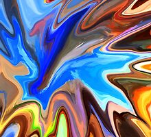 Just Abstract II by ChrisButler