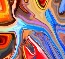 Just Abstract III by ChrisButler
