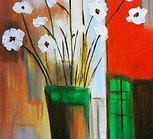 Wedding Bouquet by Glendasart