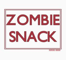 Zombie snack pack by SixPixeldesign