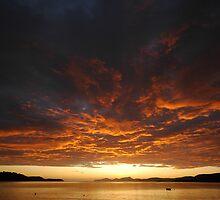 Clouds invasion by Dimitris Barelos
