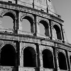 Black and White Colosseum photo...check! by davefozz