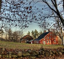 Hillsborough Farmhouse by Monica M. Scanlan