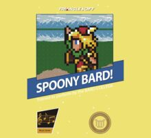 Spoony Bard! - Final Fantasy Kids Clothes