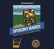 Spoony Bard! - Final Fantasy Kids Clothes