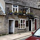 The Fox Inn in Corfe by kostolany244