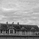 The Old St. Charles Missouri Depot by barnsis