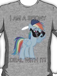Rainbow Dash Brony T-Shirt