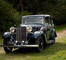1935 Sunbeam - As Shot by David J Knight